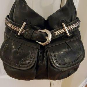 B. Makowsky Black Handbag